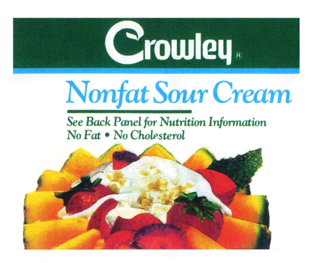 This was the art director's concept. I illustrated several flavors of sour cream - this was a pretty illustration to render.