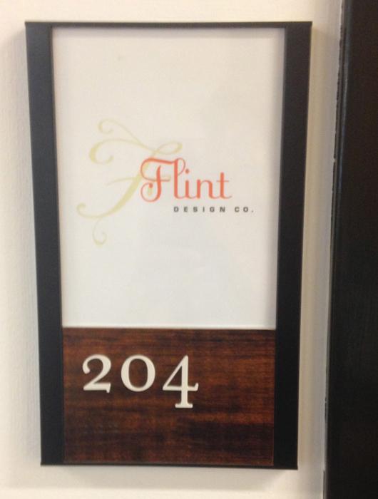 Flint door