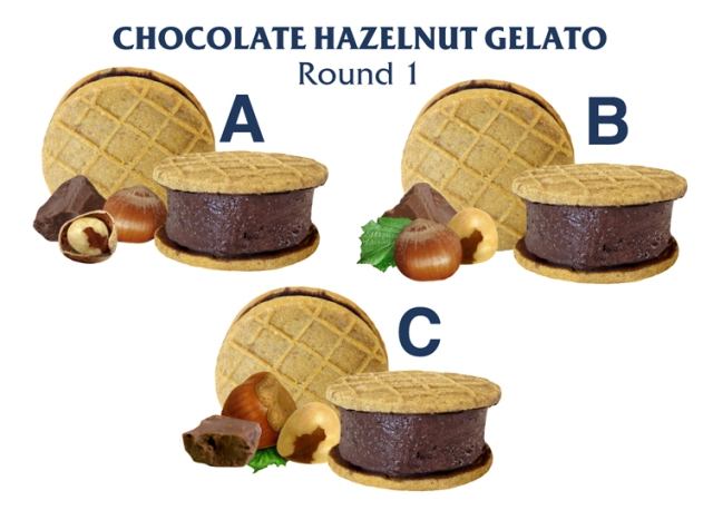 Hazelnut Gelato Layouts Round 1