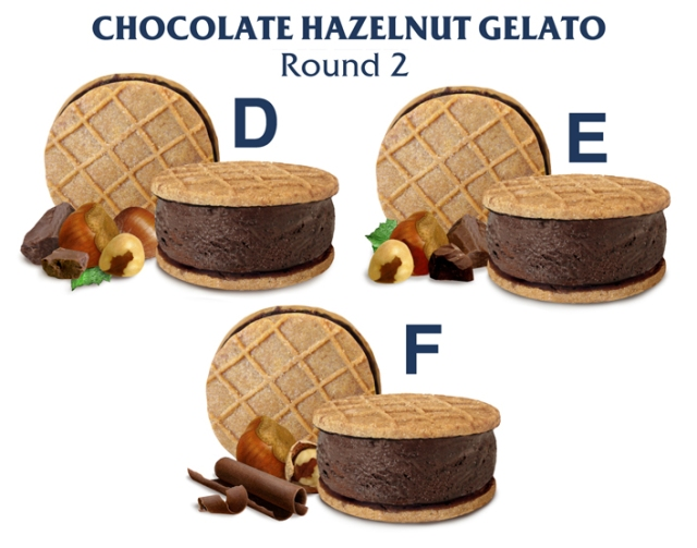 Hazelnut Gelato Layouts Round 2