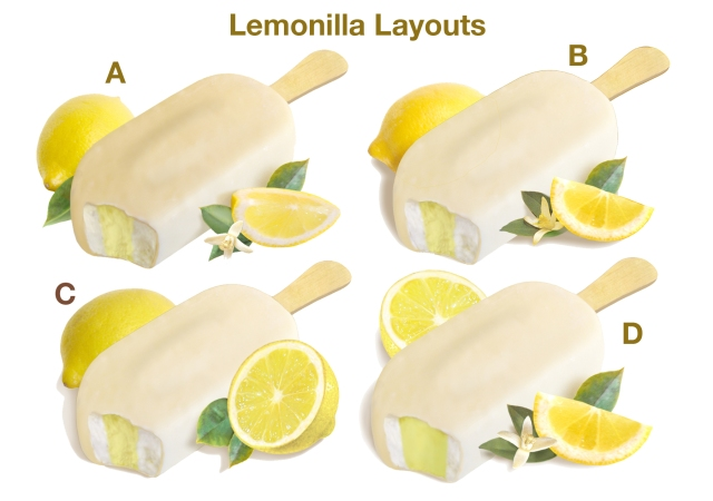 Lemonlilla layouts