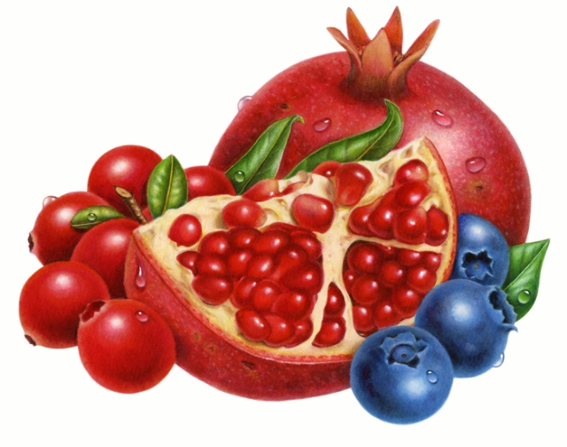 Pomegranate Berry Group