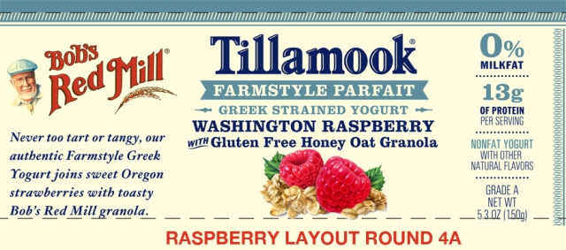 Raspberry Layout