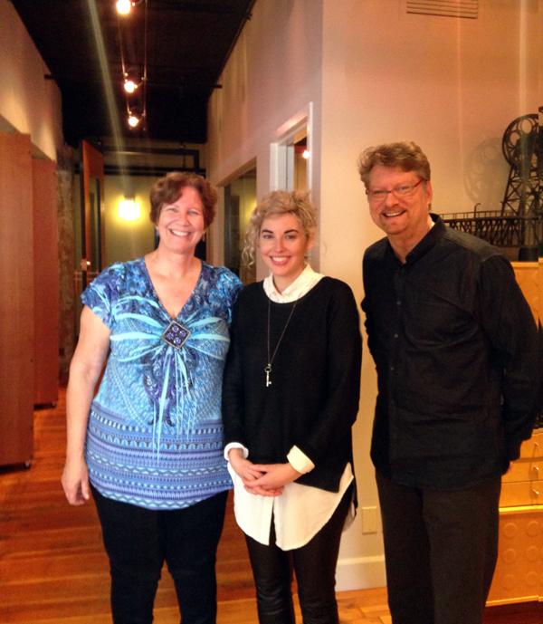 Sandstrum-Judy, Lauren & Steve