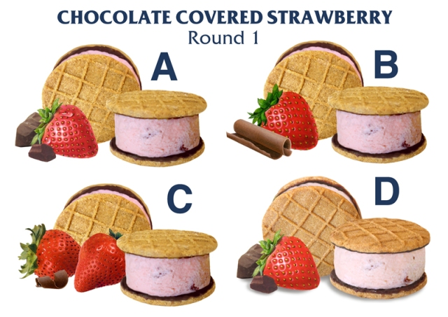 Strawberry Tillamookie Rd. 1 layouts