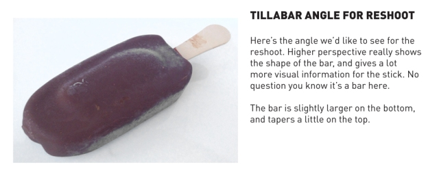 Tillabar reshoot