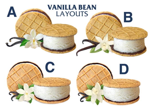 Vanilla Bean Layouts